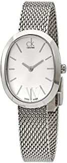 K3P23126 Ladies Incentive Silver Watch