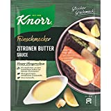 Knorr Feinschmecker Sauce Zitronen Butter, 10er Pack (10 x 250 ml)
