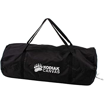 [ コディアックキャンバス ] Kodiak Canvas コットンテント 4人用 フレックスボウ 6098 Flex-Bow Canvas Tent (Deluxe) 9x8 ft. 4-Person テント キャンプ アウトドア 防水 おしゃれ [並行輸入品]