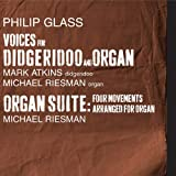 Voices for Didgeridoo and Organ: Organ Suite