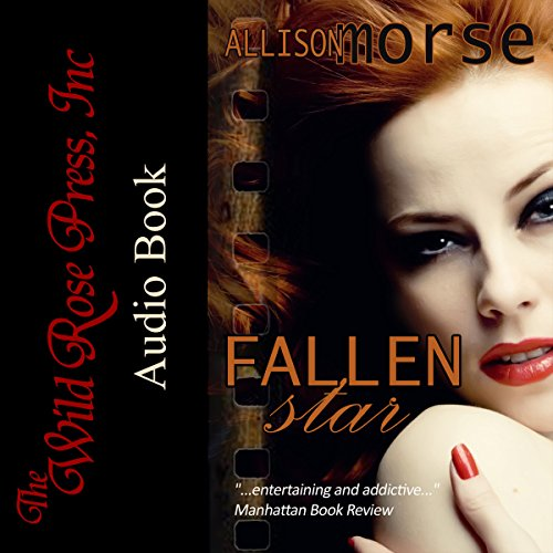 Fallen Star audiobook cover art