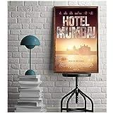 Hotel Mumbai Poster Dev Patel 2019 Filmplakat Leinwand