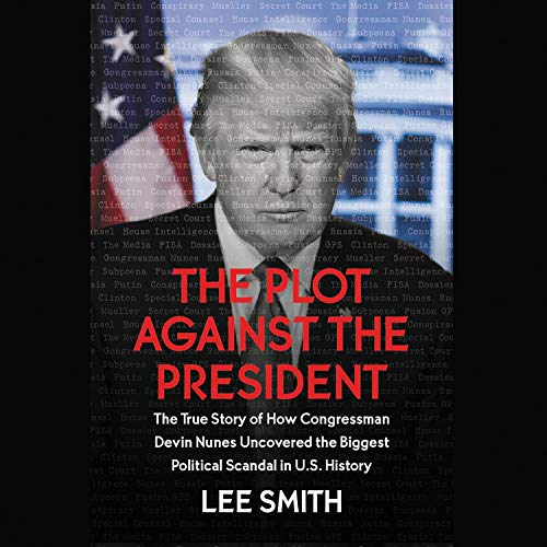 The Plot Against the President cover art