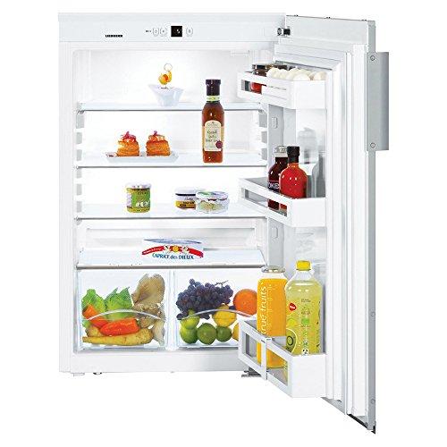 Liebherr EK 1620 Comfort Einbau-Kühlschrank, 151°l, A++, Grau, Weiß – Kühlschrank (151 l, SN-T, 34 dB, A++, Grau, Weiß)