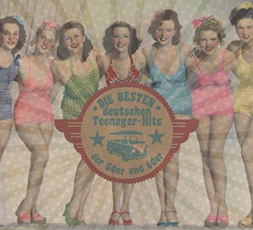 Die Besten Deutschen Teenager Hits der 50er & 60er