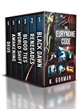 The Eurynome Code: The Complete Series: A Space Opera Box Set (English Edition)