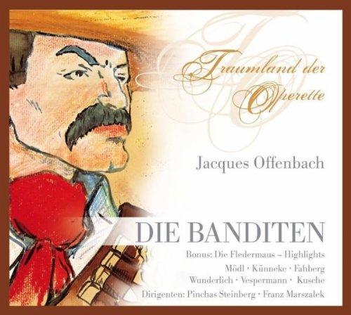 Spitzbube du, Halunke, Schuft / Als Räuber will ich nun quittieren, wir werden wieder tugendhaft (Finale 3): Die Banditen (feat. Pinchas Steinberg)