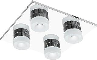 val3W91754/39–éclairage intérieur lampe lED plafond plafonnier métal chrome–proposé par Valastro Lighting
