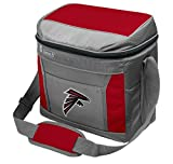 Coleman NFL Soft-Sided Insulated Cooler Bag, 16-Can Capacity, Atlanta Falcons