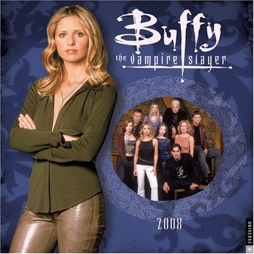 Buffy the Vampire Slayer 2008 Calendar.