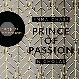Prince of Passion - Nicholas cover art