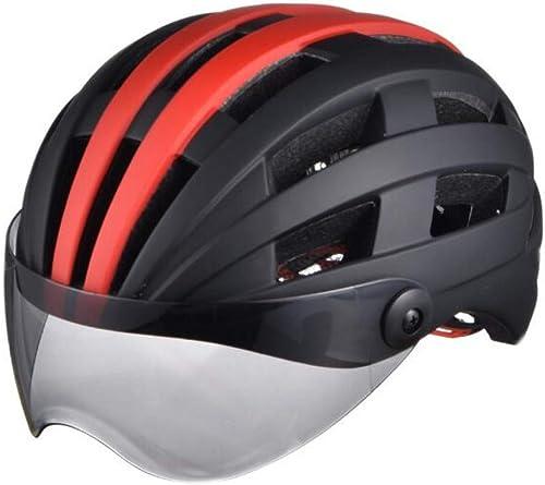 BTAWM Helmets Hot fürradhelme Sonnenbrillen Radfüren Brille Objektiv Integral Geformte M er Frauen Berg Rennrad Helme