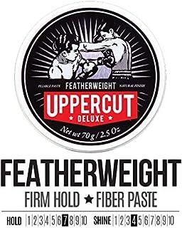 Uppercut Deluxe FeatherweightCera moldeadora –Formato regalo –Negro