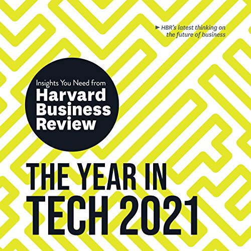 The Year in Tech, 2021  By  cover art