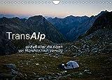 TransAlp - zu Fuß über die Alpen von München...