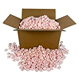 StarBoxes Packing Peanuts Pink Anti Static - 3 cuft. Bag...