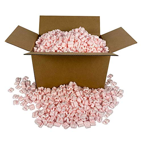 Poly Ft 7.5 cu Biodegradable Reuseable Packing Peanuts