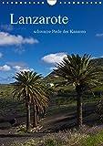 Lanzarote (Wandkalender 2019 DIN A4 hoch): schwarze Perle der Kanaren (Monatskalender, 14 Seiten )