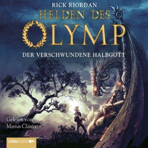 Der verschwundene Halbgott (Helden des Olymp 1) Titelbild