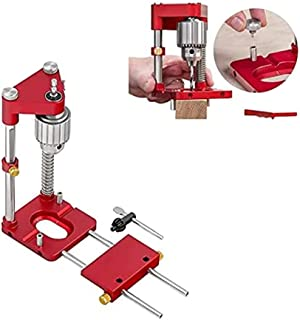 The Best Woodworking Drill Locator, Portable Drilling Locator,Woodpeckers Precision Locator,Adjustable Drilling Guide for ...