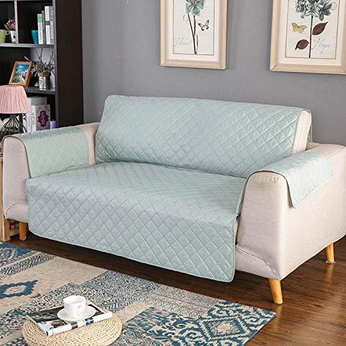 flqwe Slipcovers Meubelbeschermer, Sofa cover, bank stoel, hond kussen, meubels beschermhoes, waterdicht, Sofa Cover 1 2 3 4 Seater Slipcover