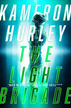 The Light Brigade by Kameron Hurley science fiction and fantasy book and audiobook reviews