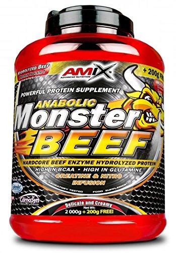Amix Monster Beef 2 Kg+200 Gr Gratis 🔥