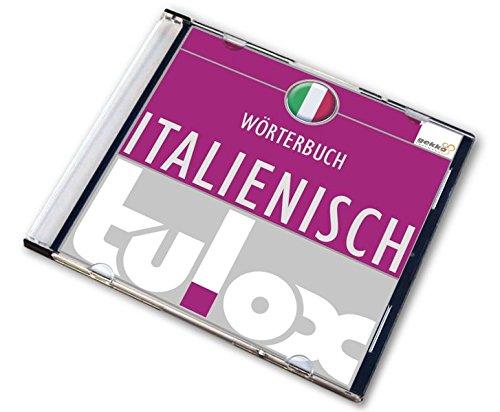 tulox - großes Wörterbuch Italienisch - Deutsch mit 90.000 vertonten fremdsprachlichen Einträgen für Business, Beruf, Schule und Studium