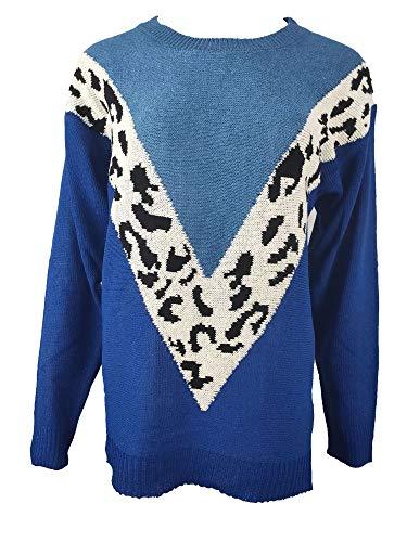 Morton PegfwaS FrüHling Und Herbst Neue Bedruckte NäHpullover Langarmhemd Pullover Frauen