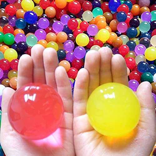 Excellent MoMoee 500PCS Large Water Gel Balls Beads Growing f Jumbo Purchase
