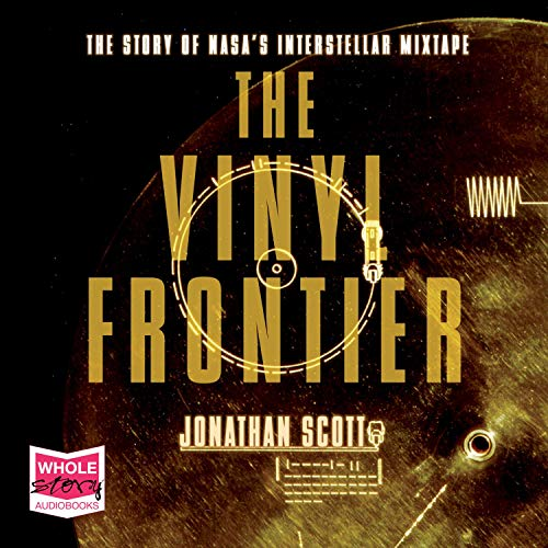 The Vinyl Frontier cover art