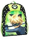 Miraculous Enfants Cat Noir Sac à dos, Multicolore, Taille unique