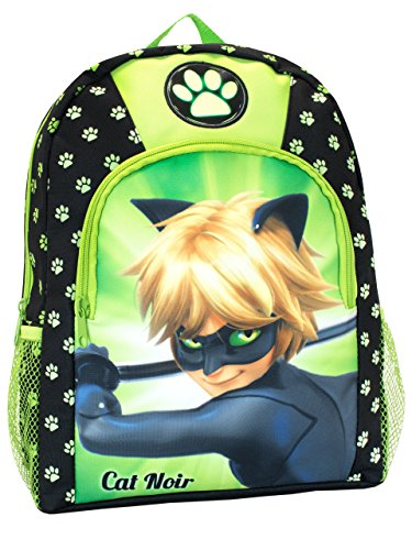 Miraculous Kinder Cat Noir Rucksack