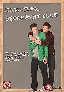 Geography Club NON-USA FORMAT, PAL, Reg.2 United Kingdom