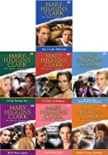 Mary Higgins Clark (7 Pack) Vol. 1 - 7; - The Cradle Will Fall / I'll Be Seeing You, Try To Remember / We'll Meet Again / A Crime of Passion / Before I Say Goodbye/ He Sees You When You're Sleeping
