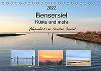 Bensersiel Kueste und mehr (Tischkalender 2022 DIN A5 quer): Erholsame Nordsee-Momente in Bensersiel (Monatskalender, 14 Seiten )