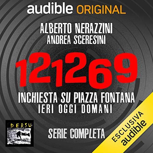 121269. Inchiesta su Piazza Fontana. Serie completa copertina