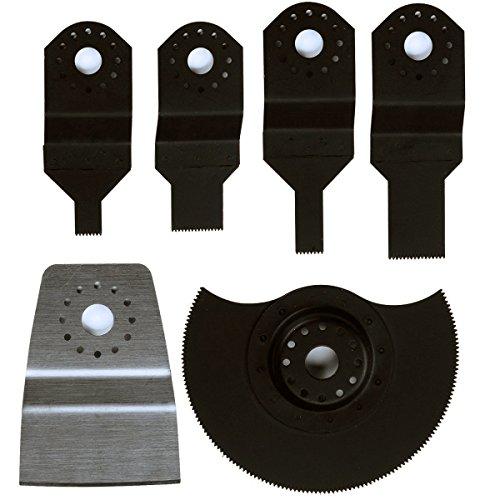EinhellTrade - Kit Set Accessori Utensili UTENSILE Multifunzione EINHELL BT-MG 180/1 Tagli Sega