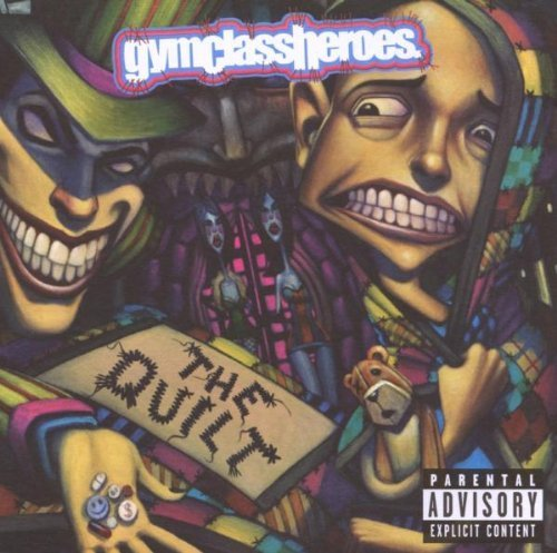 The Quilt Enhanced Edition by Gym Class Heroes (2008) Audio CD