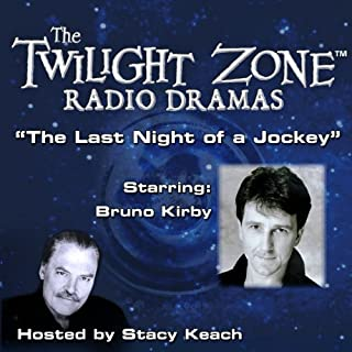 The Last Night of a Jockey audiobook cover art