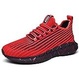 XIDISO Zapatillas de Deporte Hombre Zapatos Zapato Deportivo para Caminar Informal Running Entrenamiento