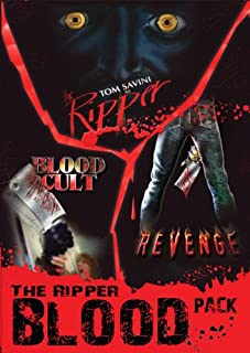 The Ripper Blood Pack: (The Ripper / Blood Cult / Revenge)