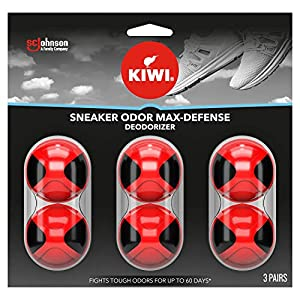 KIWI Ball, Red, 3 Pair (Pack of 1)