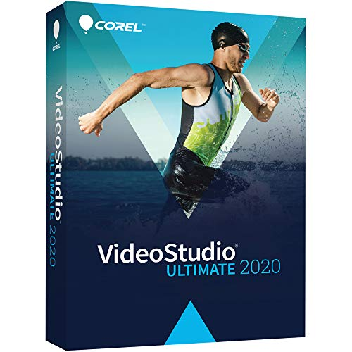 VideoStudio Ultimate 2020 | Video & Movie Editing Suite [PC Disc]