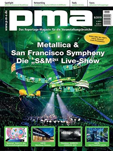 Metallica & San Francisco Symphony Die S&M² Live Show / Apps in der Veranstaltungstechnik
