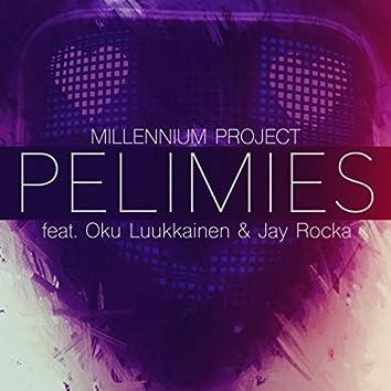 Pelimies (feat. Oku Luukkainen & Jay Rocka)