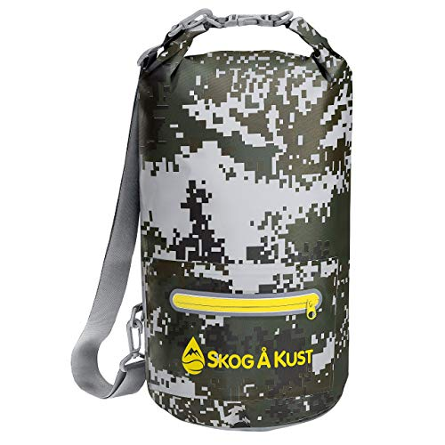 Skog Å Kust DrySak Waterproof Dry Bag | 20L DigiCamo