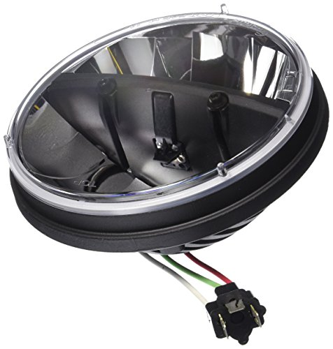 """Truck-Lite 7"""" Round Led Headlight 27270c for Harley, Hummer, and Jeep Wrangler"""