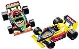 Realistic Roaring Race Car Engine Sound Alarm Clock Grand Prix Racer / Random Colors