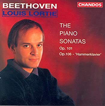 Beethoven: Piano Sonatas Nos. 28 and 29